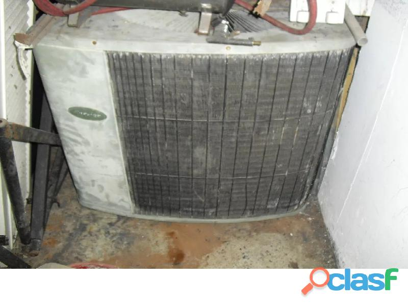 respuesto de condensadora aire central carrier 5 ton split