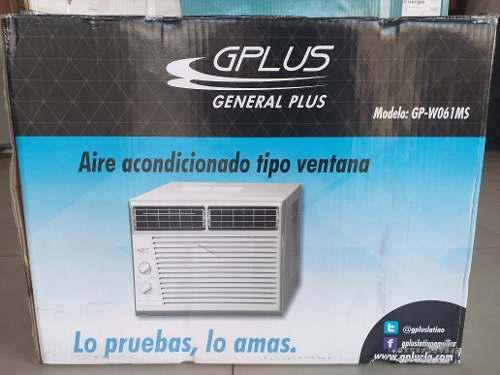 Aire acondicionado de 6000btu gplus