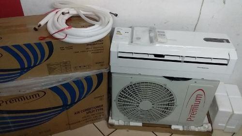Aire acondicionado split 12000 btu premium 110v