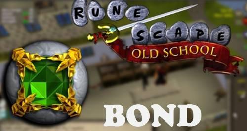Bond membresía de runescape old school