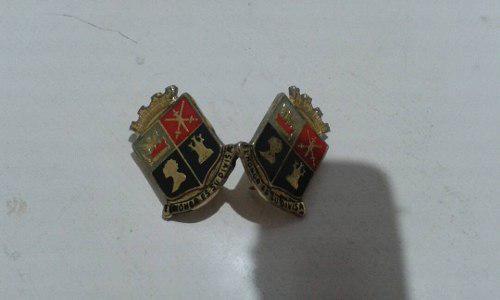 Escudos Grandes Amgnb De Traje Carrubio