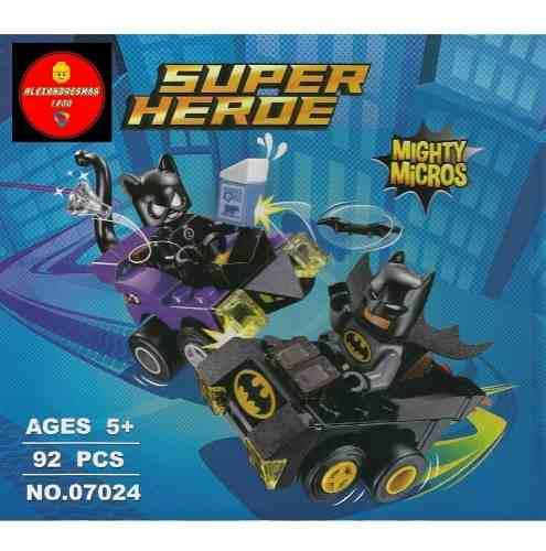 Armables lepin0702 héroes vs villanos oferta