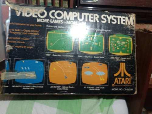 Atari Video Juegos Consola Nintendo