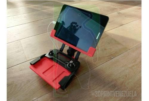 Base para ipad o monitor dji mavic y dji mavic pro