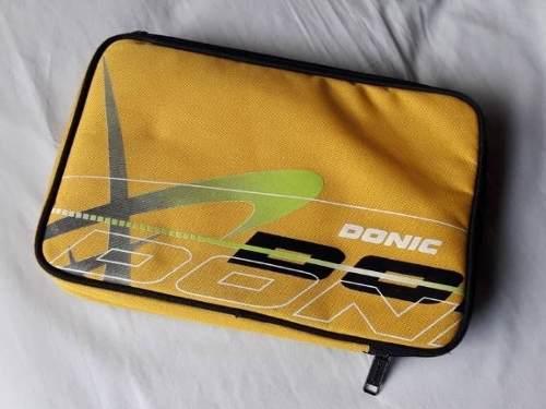 Bolso donic para raquetas de tenis de mesa