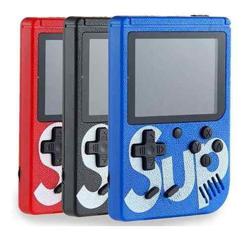 Mini consola retro sup game box 400 juegos