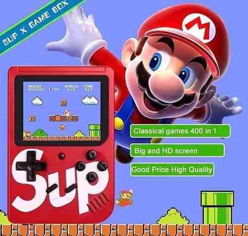 Mini Nintendo Sup (400 Juegos)