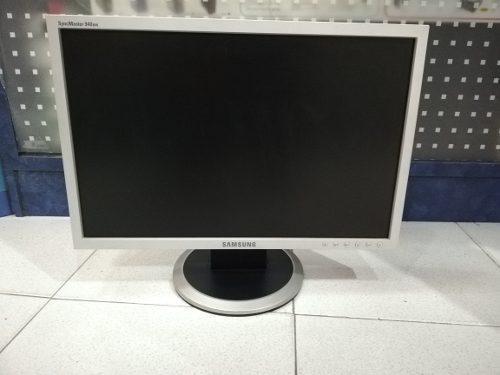 Monitor lcd vga video pc escritorio cámara seguridad hogar