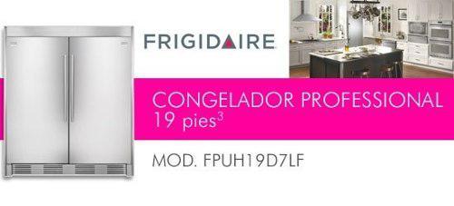 Nevera frigidaire congelador pfuh19d7lf