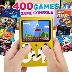 Nintendo sup game box consola video juegos retro 400 ccbazar