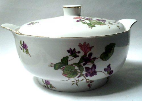 Oferta sopera grande porcelana italiana richard ginori