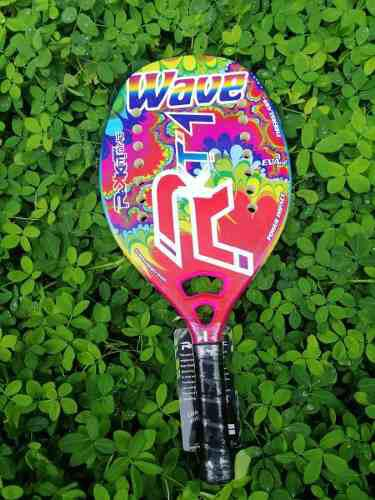 Raqueta de beach tennis vision