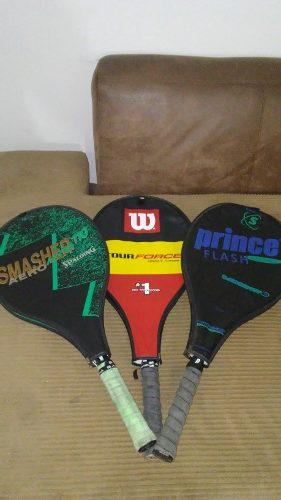 Raquetas tenis wilson prince spalding