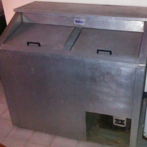 Refrigerador cervecero de 2 puertas (usado)