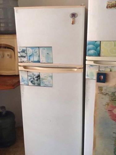 Refrigerador congelador nevera lg 12 pies