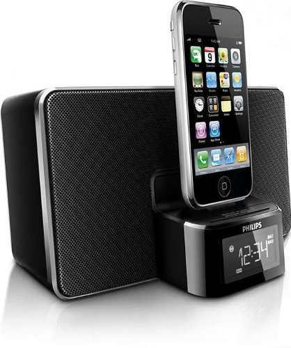 Amplificador sonido iphone/ipod
