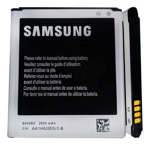 Batería pila telefono samsung galaxy s4 b600bc 2600 mah