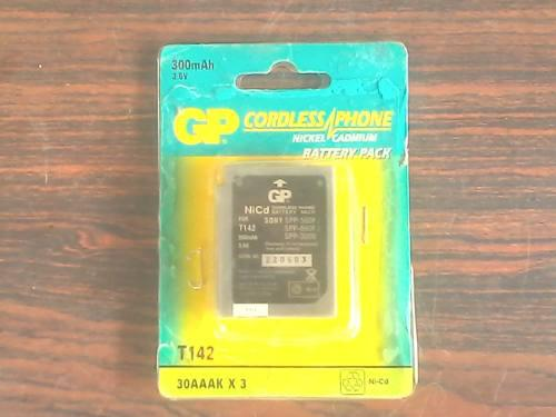 Bateria Gp Telefono Inalambrico Sony 3.6v 300mah Nicd