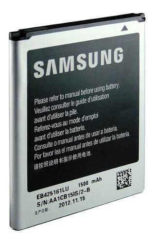 Bateria pila samsung galaxy s3 mini i8190 eb425161lu