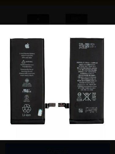 Bateria iphone 6s y 6g, 6s plus y 6 plus original
