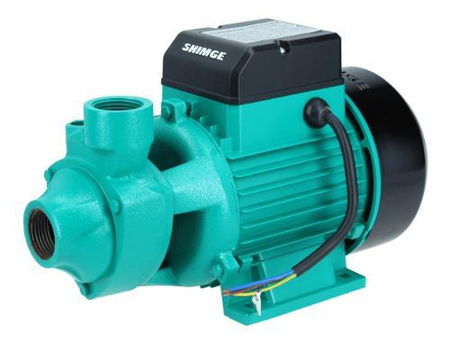 Bomba de agua 1/2 hp shimge p/ press control pulmon clase a