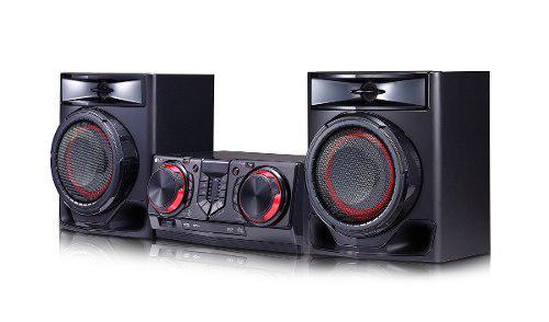 Mini Componente 4800w Cj44 Marca Lg Bluetooth Usb Radio Cd