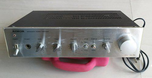 Minicomponente Amplificador Y Radio Am/fm/sw