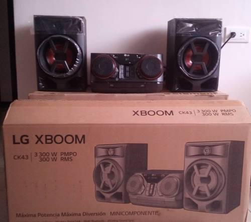 Minicomponente Lg Xboom
