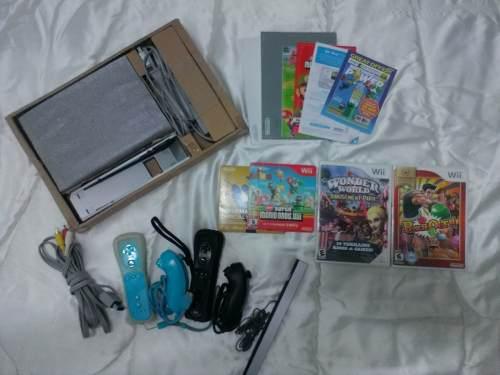 Nintendo Wii Mario Bros.