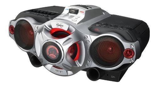 Reproductor Sony Con Entrada Usb Cfd-rg880cp Con Garantía