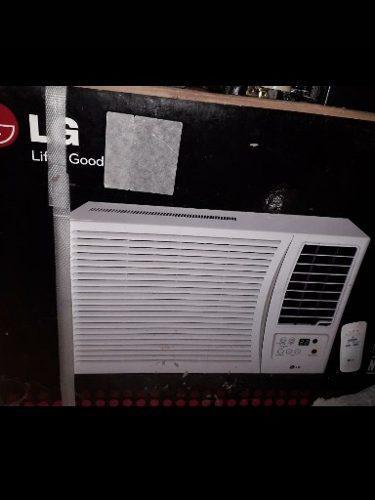 Aire de ventana nuevo 12000btu marca lg