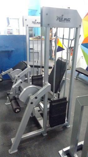 Maquinas de gimnasios, nuevos, fabricación y venta