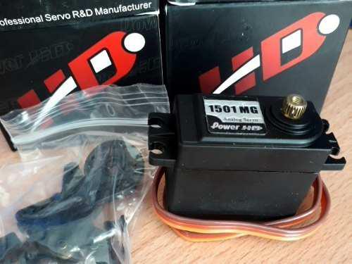 Servo analog power hd 1501 mg