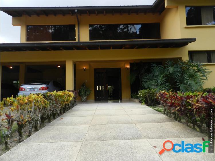 Casa en Venta Alto Hatillo JF1 MLS16-695