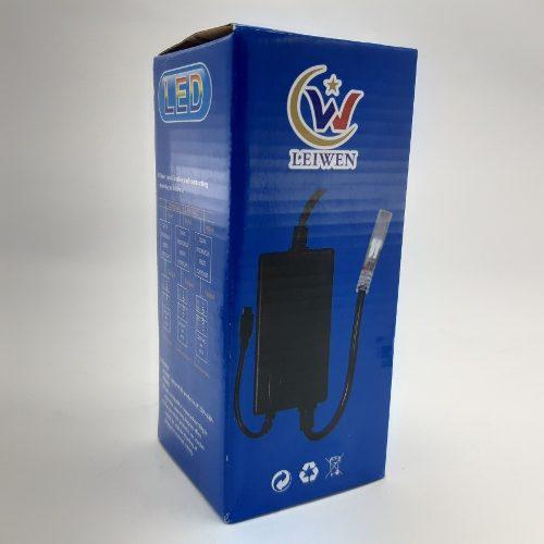 Controlador cinta led rgb 5050 10mm con control remoto 110v