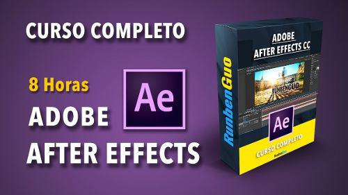 Curso completo after effects del famoso youtuber runbenguo