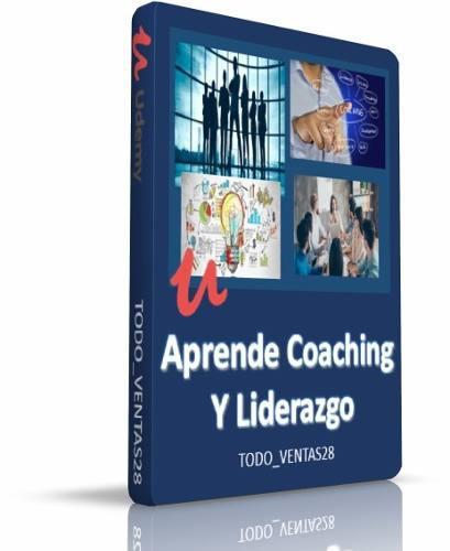 Curso completo de aprende coaching y liderazgo