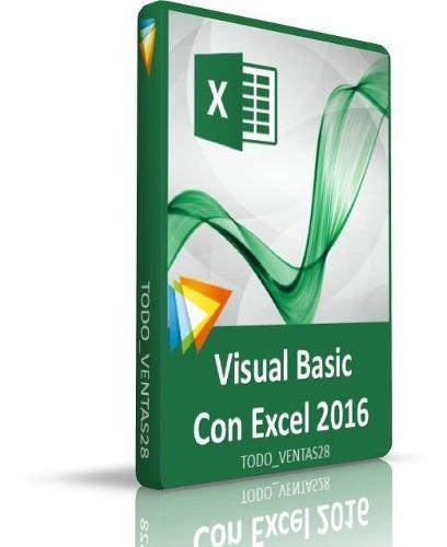 Curso completo visual basic con excel 2016