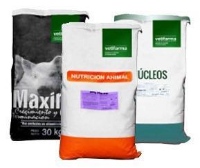 Núcleos vitaminicos para alimento concentrado aba