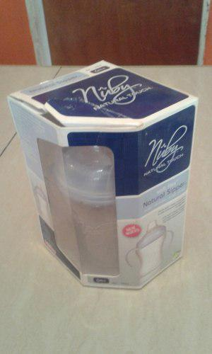 Tetero nuby natural touch 8 oz