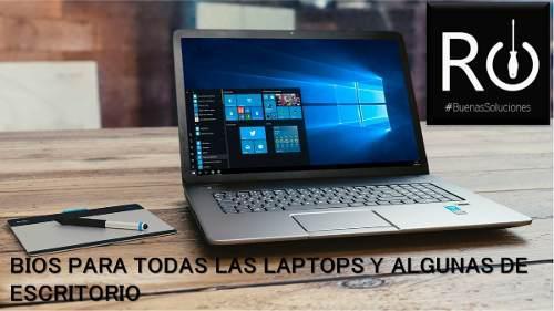 Reparacion de bios laptop acer toshiba dell lenovo samsung