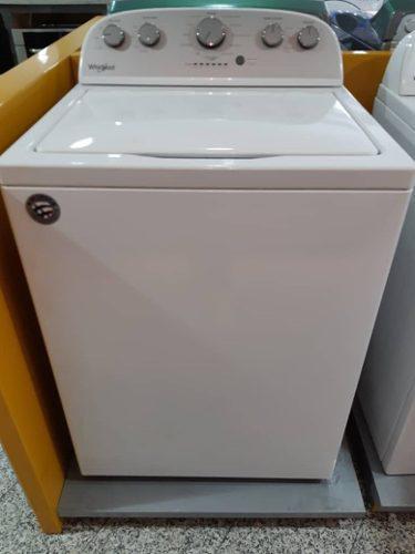 Lavadora whirlpool de 20 kg sin aspa pagué al recibir