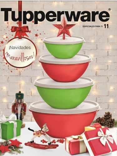 Navidad con tupperware...haz tu pedido!!