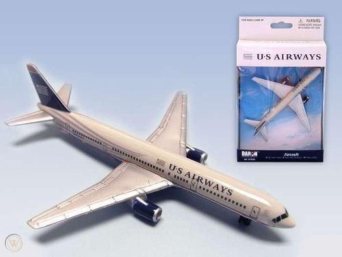 Avión boeing 757-200 u.s. airways a escala 1/160