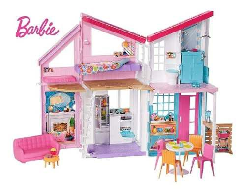 Barbie casa malibu 2019 original
