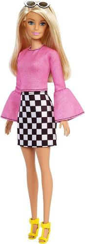 Muñeca barbie original mattel fashionista