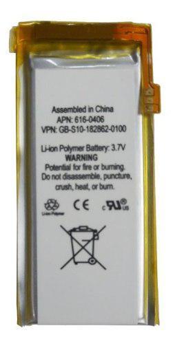 Batería pila apple ipod nano 4ta generación a1285