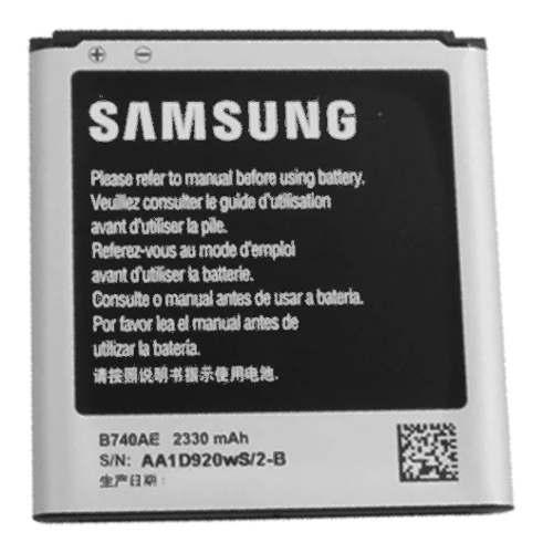 Batería pila samsung b740ae galaxy s4 zoom sm-c1010 sm-c101