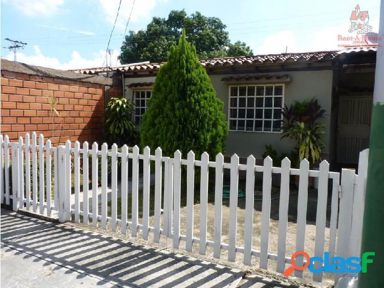 Casa en venta turmero plaza jardin 19-17783 jcm