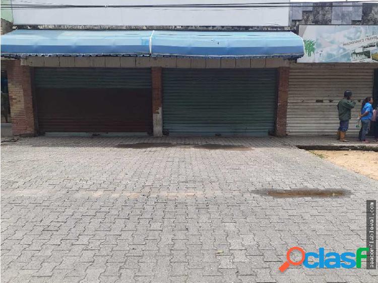 Local comercial en venta plaza bolívar de bejuma